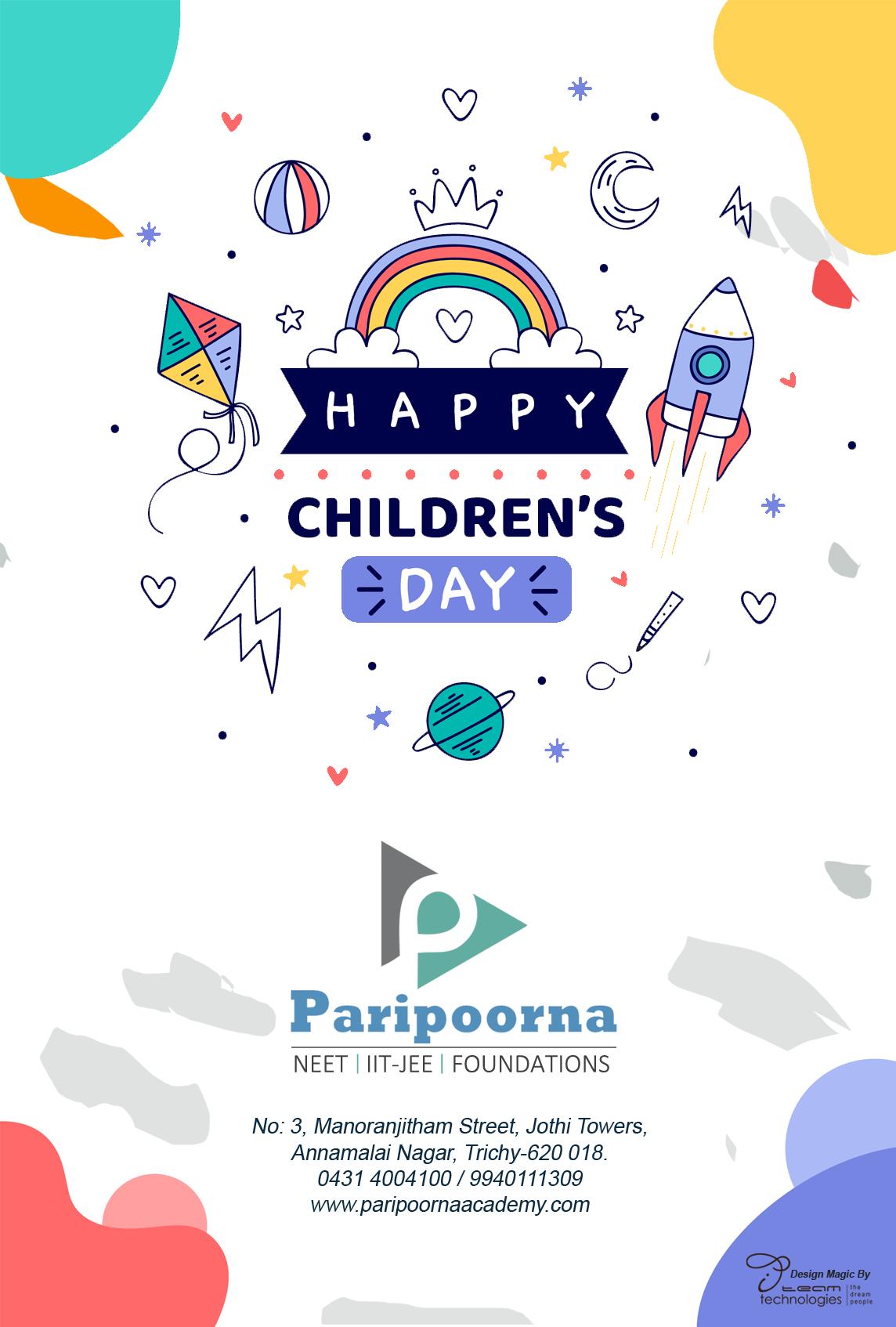 Happy Children`s Day